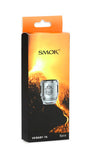5 pack of SMOK V8 Baby-T6 Sextuple Core