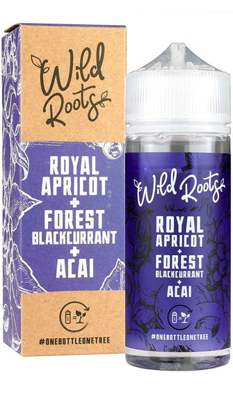 Royal Apricot - Forest Blackcurrant - Acai