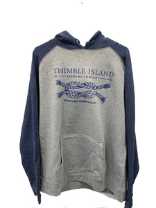 Hooded Pull-Over Sweatshirt