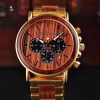 Designer Wooden Watch - Flash Sale Club