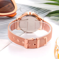 Rose Gold Designer Watch - Flash Sale Club