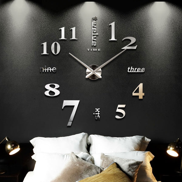 Modern Wall Clock - Flash Sale Club