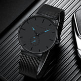 Stainless Steel Designer Watch