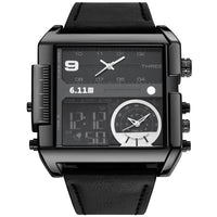 Dual Zone Digital Watch - Flash Sale Club