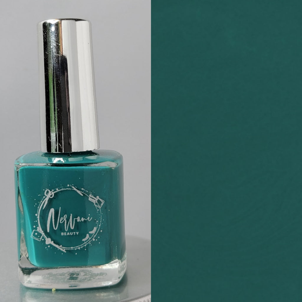 Teal Me Lies Nail Polish