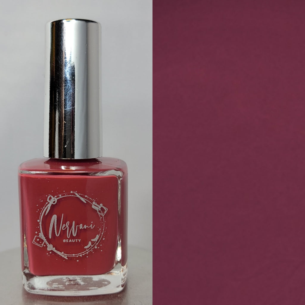 Smoking Roses Nail Polish