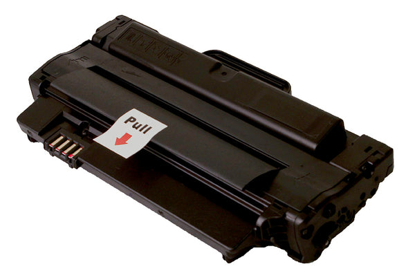7H53W Dell Compatible Toner, Black, 2.5K High Yield
