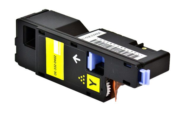 XY7N4 Dell Compatible Toner, Yellow, 1K Yield