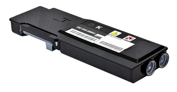 RD80W Dell Compatible Toner, Black, 6K Yield