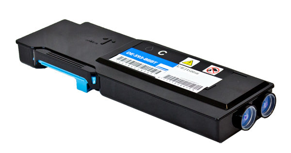 593-BBBN Dell Compatible Toner, Cyan, 4K Yield
