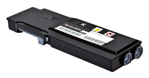 W8D60 Dell Compatible Toner, Black, 11K Extra High Yield