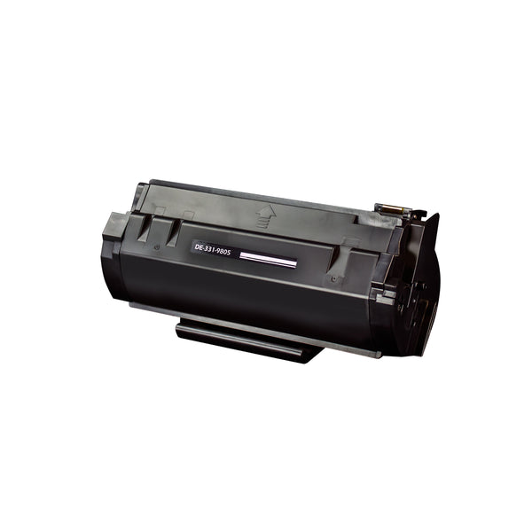 MX11XH Dell Compatible Toner, Black, 8.5K High Yield