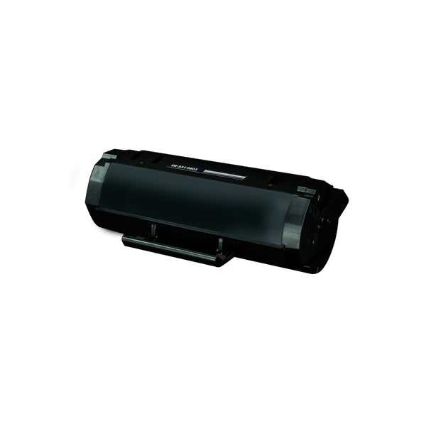 7MC5J Dell Compatible Toner, Black, 2.5K Yield