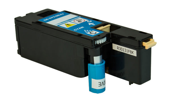 593-BBJU Dell Compatible Toner, Cyan, 1.4K Yield