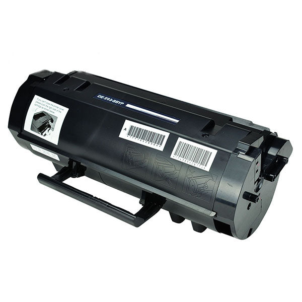 3RDYK Dell Compatible Toner, Black, 8.5K High Yield