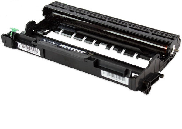 593-BBKE Dell Compatible Toner, Drum, Black, 12K Yield