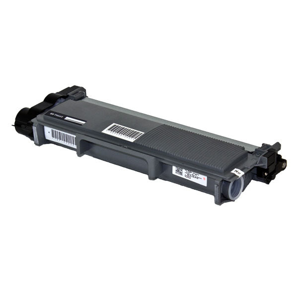 TN660 Brother Compatible Toner, Black, 2.6K High Yield