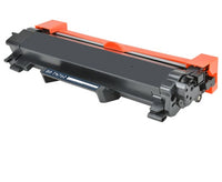 TN760 Brother Compatible Toner, Black, 3K High Yield (No IC Chip)