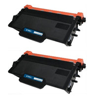 TN850 Brother Compatible Toner, Black, 8K High Yield *2 Pack