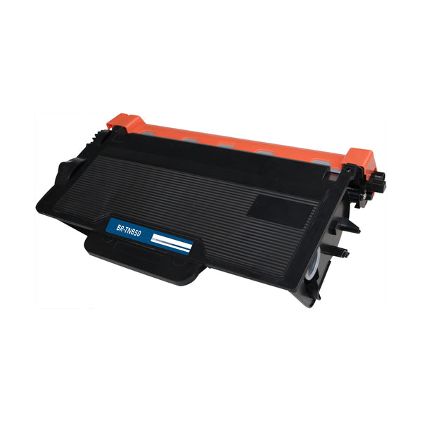TN850 Brother Compatible Toner, Black, 8K High Yield