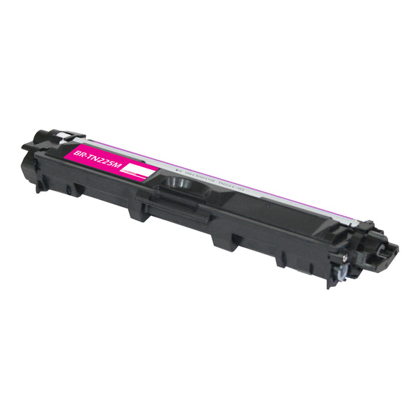 TN225M Brother Compatible Toner, Magenta, 2.2K High Yield