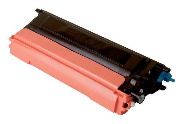 TN115C Brother Compatible Toner, Cyan, 4K High Yield