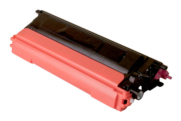 TN115M Brother Compatible Toner, Magenta, 4K High Yield