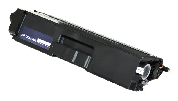 TN310BK Brother Compatible Toner, Black, 6K High Yield