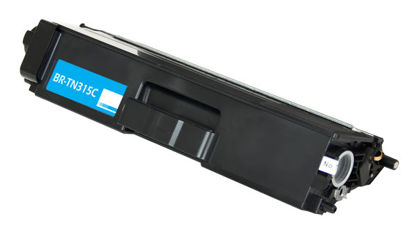 TN310C Brother Compatible Toner, Cyan, 3.5K High Yield