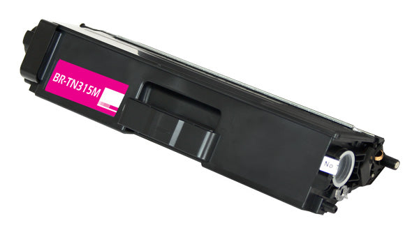 TN310M Brother Compatible Toner, Cyan, 3.5K High Yield