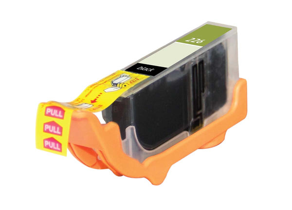 CLI-226BK Canon Inkjet Compatible Cartridge, Black, 8.4ML