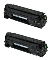 9435B001AA Canon Compatible Toner, Black, 2.2K Yield *2 Pack