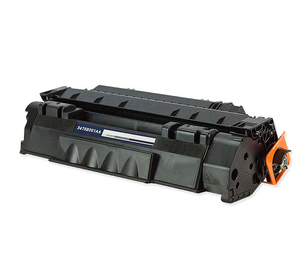 3479B001AA Canon Compatible Toner, Black, 2.1K Yield