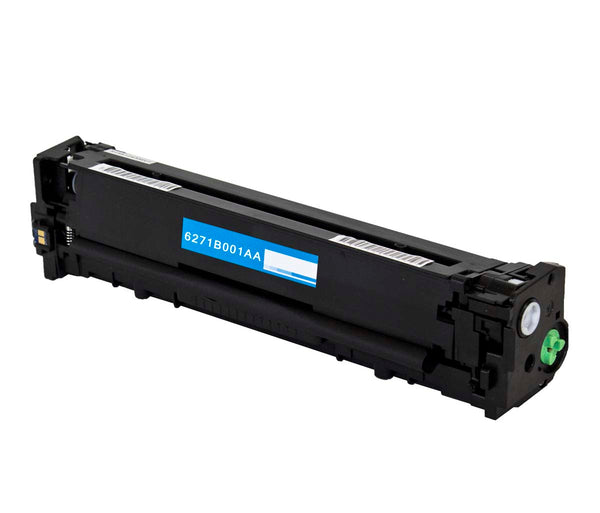 131C Canon Compatible Toner, Cyan, 1.5K Yield