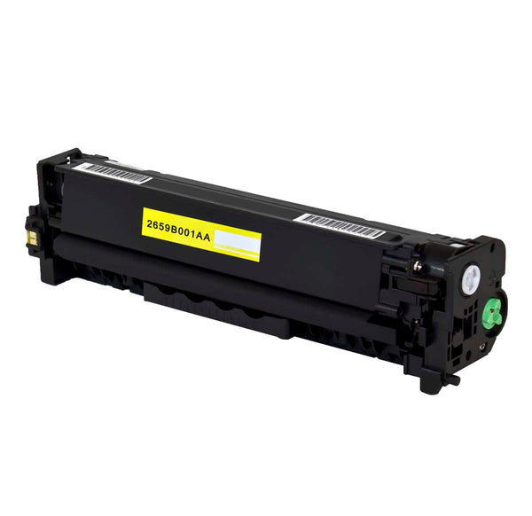 2659B001AA Canon Compatible Toner, Yellow, 2.9K Yield