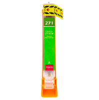 CLI-271XL Canon Inkjet Compatible Cartridge, Magenta, 12.2ML H.Yield