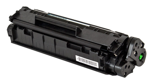 12A Micr Compatible Toner, MICR, Black, 2K Yield