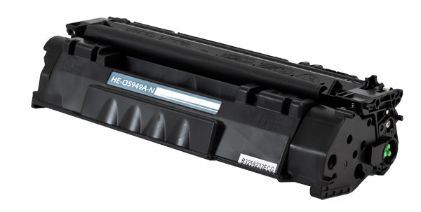 Q5949A  Hewlett-Packard Compatible Toner, Black, 2.5K Yield