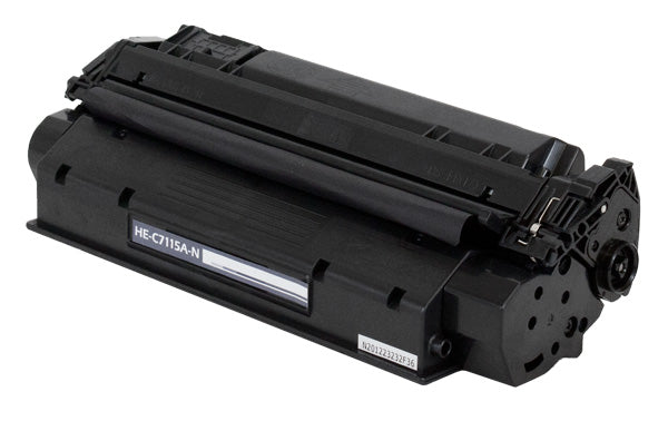 C7115A Canon Compatible Toner, Black, 2.5K Yield