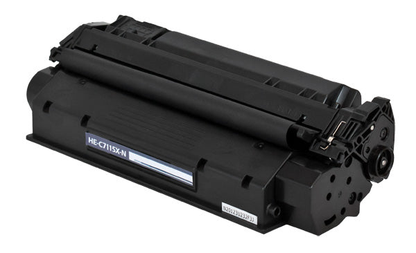 15X Canon Compatible Toner, Black, 3.5K High Yield