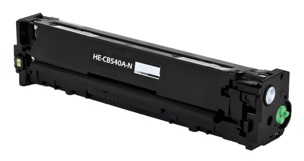 125A Hewlett-Packard Compatible Toner, Black, 2.2K Yield