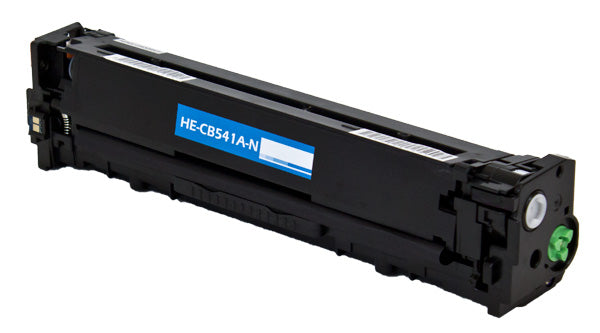 125A Hewlett-Packard Compatible Toner, Cyan, 1.4K Yield