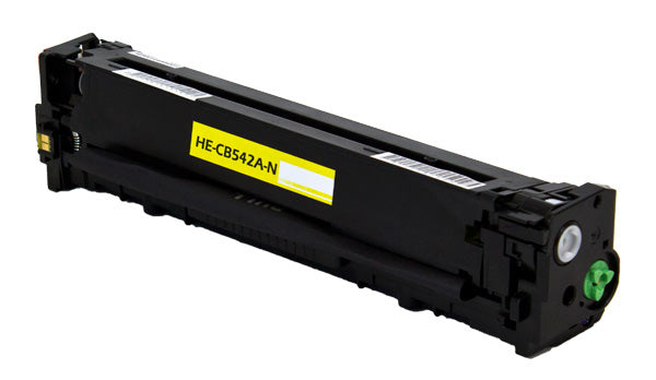 CB542A Canon Compatible Toner, Yellow, 1.4K Yield