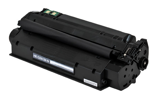 13X Hewlett-Packard Compatible Toner, Black, 4K High Yield