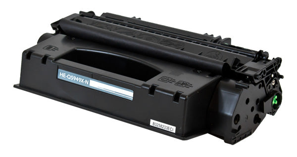 Q5949X Hewlett-Packard Compatible Toner, Black, 6K High Yield