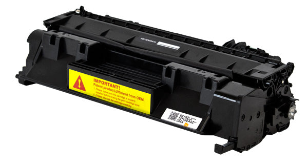 05A Micr Compatible Toner, MICR, Black, 2.3K Yield
