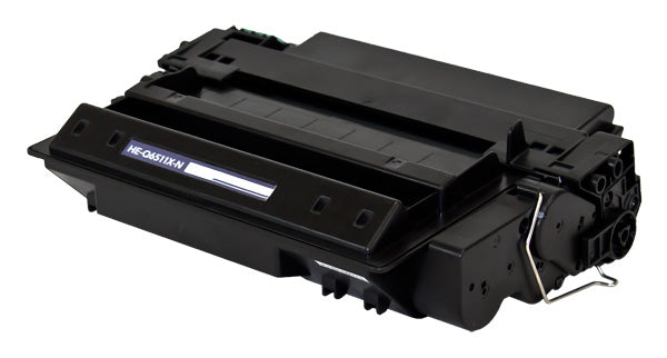 Q6511X Hewlett-Packard Compatible Toner, Black, 12K High Yield