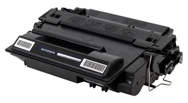 55A Hewlett-Packard Compatible Toner, Black, 6K Yield