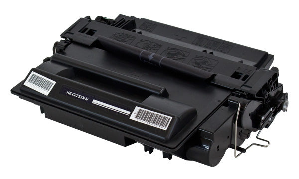CE255X Micr Compatible Toner, MICR, Black, 12.5K High Yield