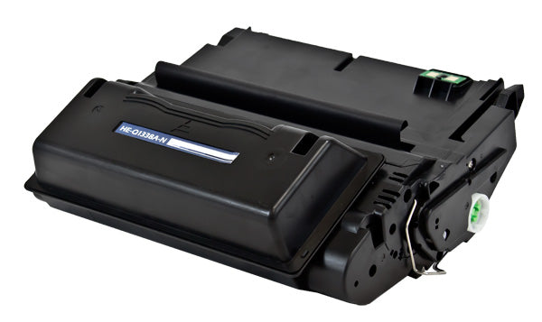 Q1338A Hewlett-Packard Compatible Toner, Black, 12K Yield